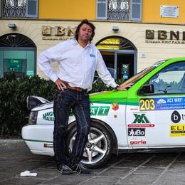 Il mondo del rally in lutto È morto Roberto Figini