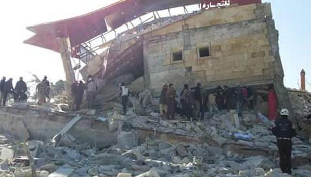 '1000 civili uccisi in raid occidentali'