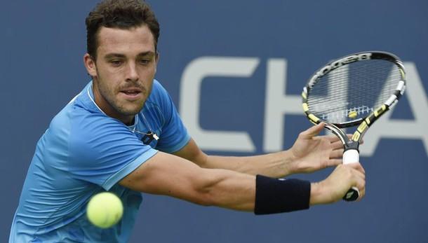 Tennis: Davis, Italia-Svizzera 5-0