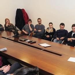 Forum con i giovani a La Provincia  «La città sostenga i nostri progetti»