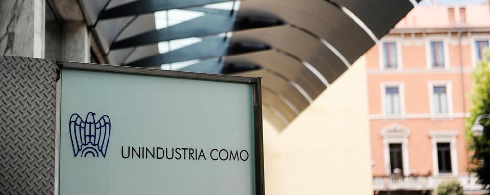 Unindustria Como ha deciso  Sostiene Vacchi presidente