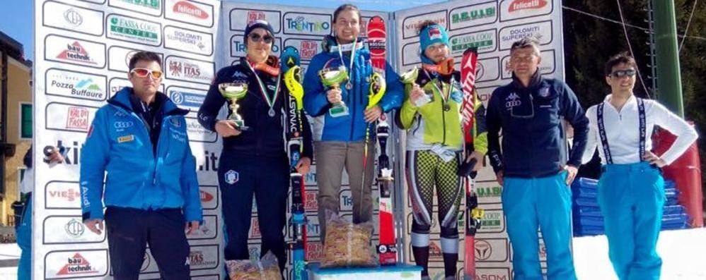 La sciatrice Lorini  promossa in Nazionale
