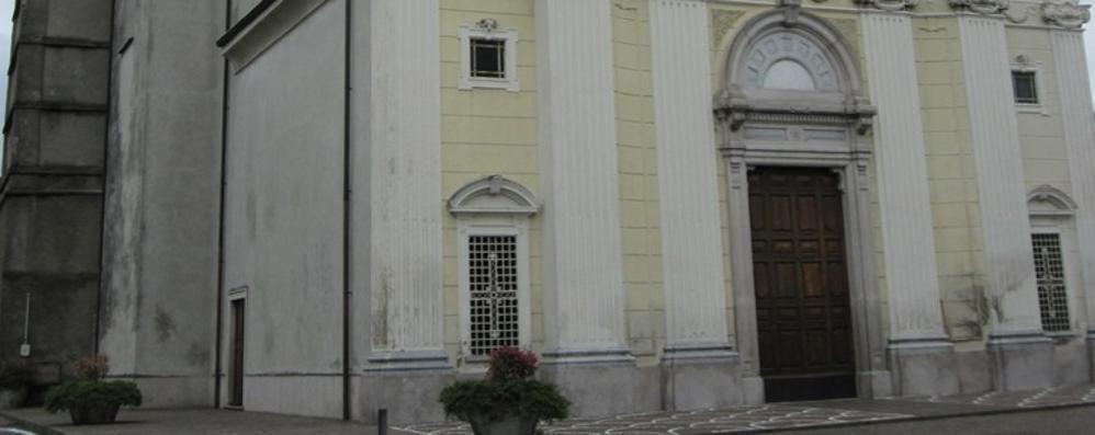 Uggiate, la parrocchia avvisa i ladri  «Struttura dotata di sistema d'allarme»
