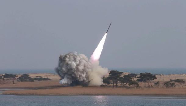 Corea Nord, a Wonsan schiera missili