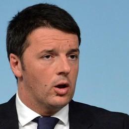 Tunnel del Gottardo  Renzi si corregge  ma fa un'altra gaffe