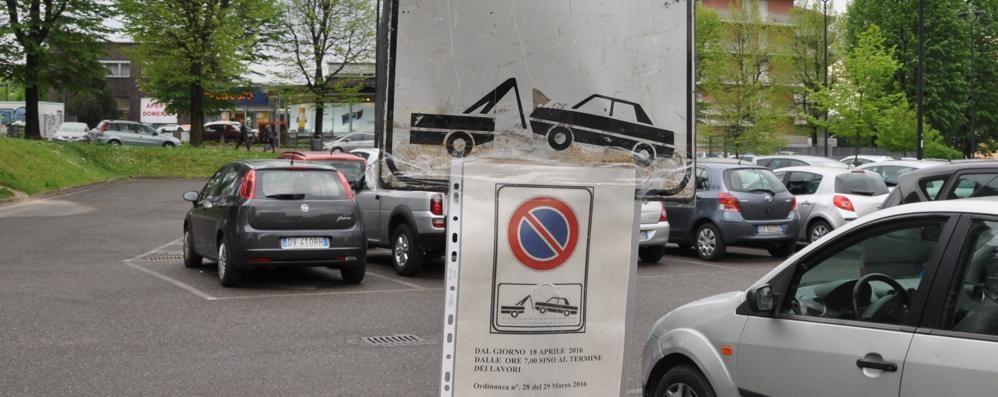 Cantù, sì dei commercianti  Per i nuovi parcheggi