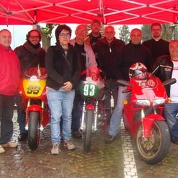 Moto club al via la stagione  Benedizione a Cernobbio