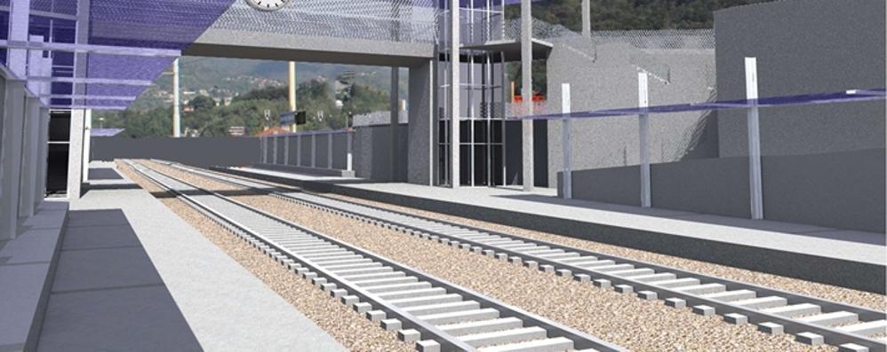 Camerlata, nuova stazione e parcheggio da 270 posti