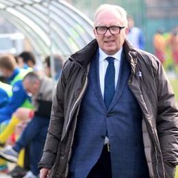 Calcio Lecco, dietrofront di Bizzozero  «Mi dimetto per il bene della società»