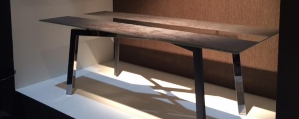 Vittoria, talento al servizio del design  «Che emozione il mio tavolo al Salone»