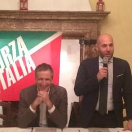 Cantù, Forza Italia si ricompatta  L'obiettivo: «Cacciare Bizzozero»