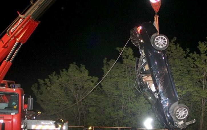 Cremia, stranieri i ragazzi   volati in auto sul tetto