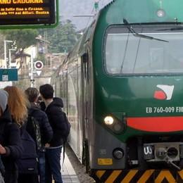 «Da Erba a Como con il treno»  Pressing sulla Regione per il sì