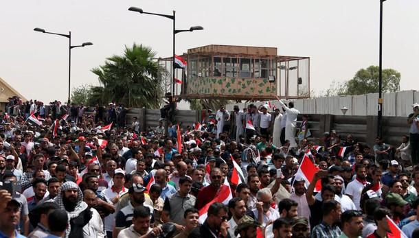 Iraq: stato d'emergenza a Baghdad