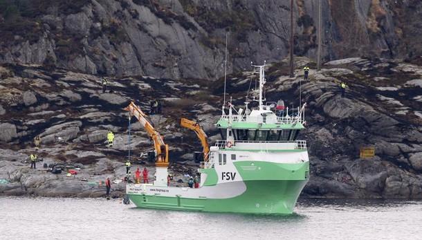 Norvegia: elicottero, nuove ricerche