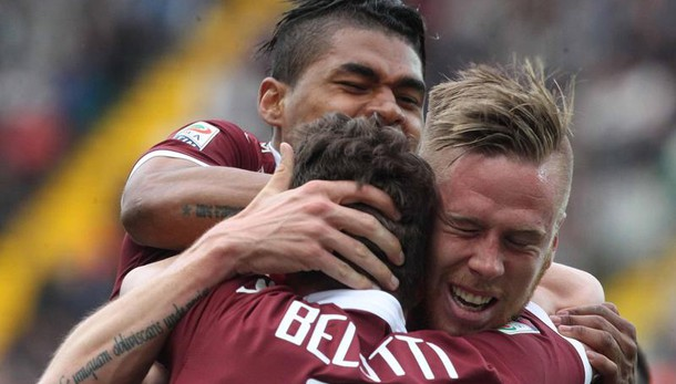 Serie A: Udinese-Torino 1-5