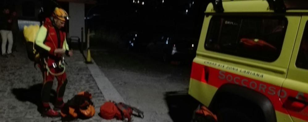 Tre dispersi in Val Perlana  Ritrovati in serata: stanno bene