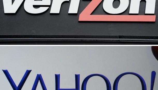 Yahoo!,10 corsa per acquisto,c'è Verizon