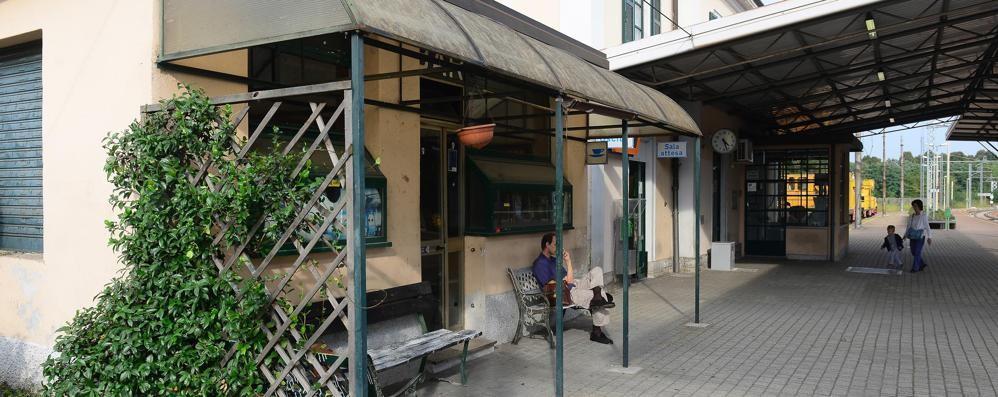 Stazione delle Nord a Grandate  In arrivo il sottopassaggio pedonale
