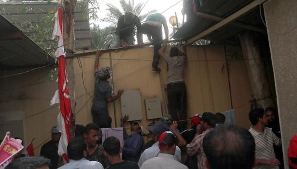 Iraq: premier ordina arresto dimostranti