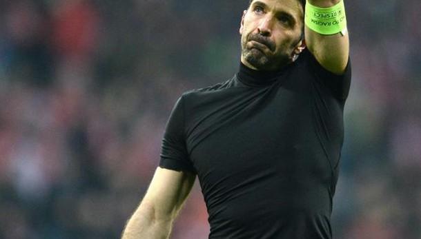 Buffon, colpa mia mancato Pallone d'oro