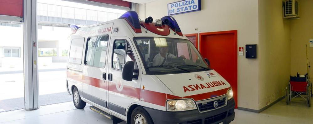 Cade dalle scale, muore a 95 anni  nella casa di riposo di San Fermo