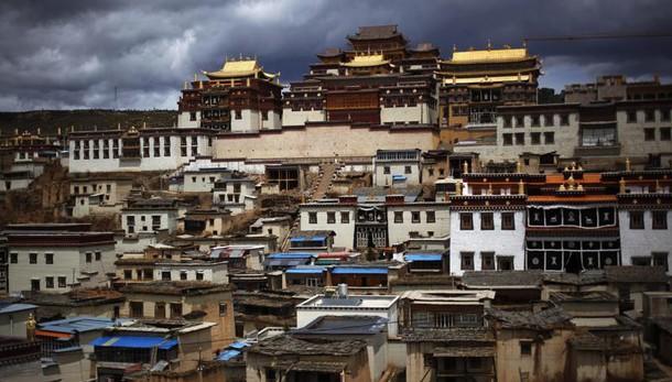 Terremoto in Tibet, almeno 60 feriti