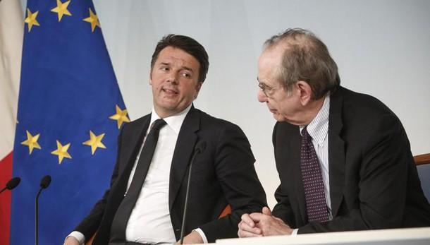 Nagel, su banche bene Renzi e Padoan