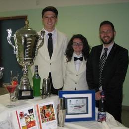 I cocktail migliori d'Italia a Erba  Grazie a due studenti del Romagnosi