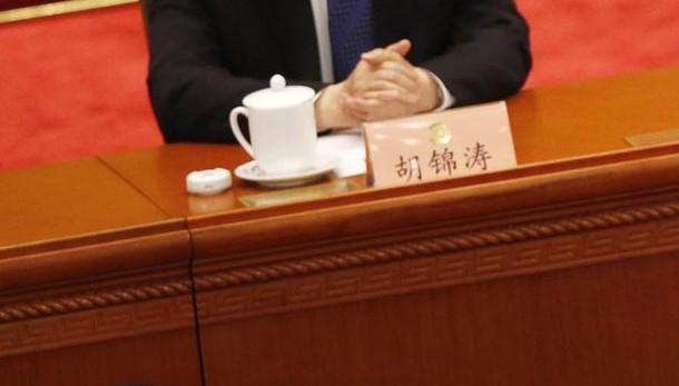 Cina incrimina fedelissimo ex leader Hu