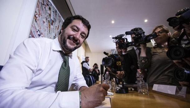 Salvini, più che giusto votare lunedì