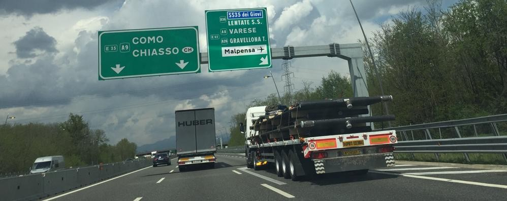 La Pedemontana vuole andare avanti  Ma dai cartelli è già sparita Bergamo