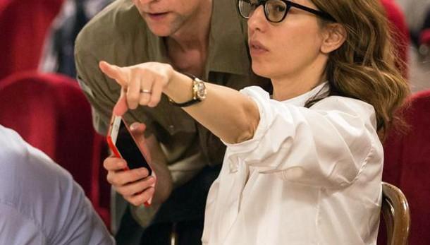 Sofia Coppola, in Violetta un po' di me