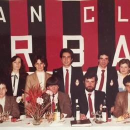 Erba, crollo degli iscritti  dopo 38 anni chiude il Milan Club