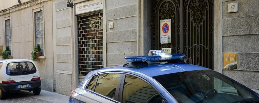 Ladri in azione in centro storico  Furto nella sede della lista civica