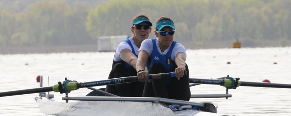 Colombo, Bertoasi e Sancassani  si mettono in coda per Rio