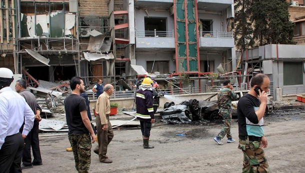 Missili su collegio francescano a Aleppo