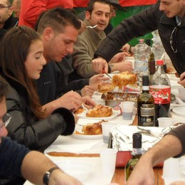 Oggi a Bulgaro lasagne gratis  Il conto lo paga il sindaco