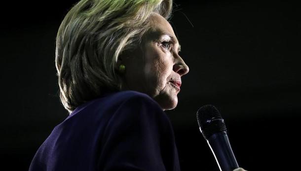 Usa 2016: sondaggi, Hillary +3% su Trump