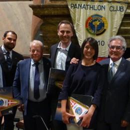 """Panathlon, grande successo per la serata sulla """"Carta"""""""