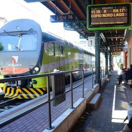 Trenord, attenzione allo sciopero  Ecco i treni garantiti tra Como e Milano