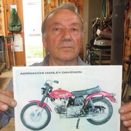 I ladri gli rubano la moto in garage  «Ridatemi la mia Aermacchi del '71»