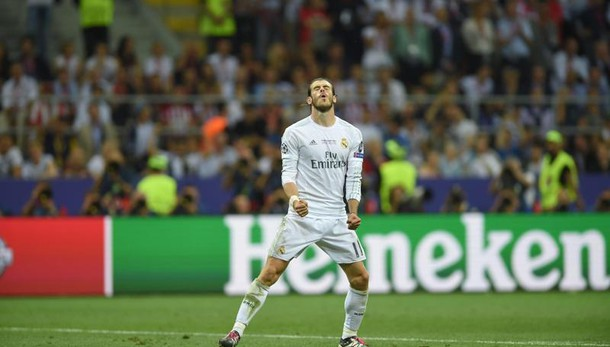 Il Real Madrid vince la Champions League