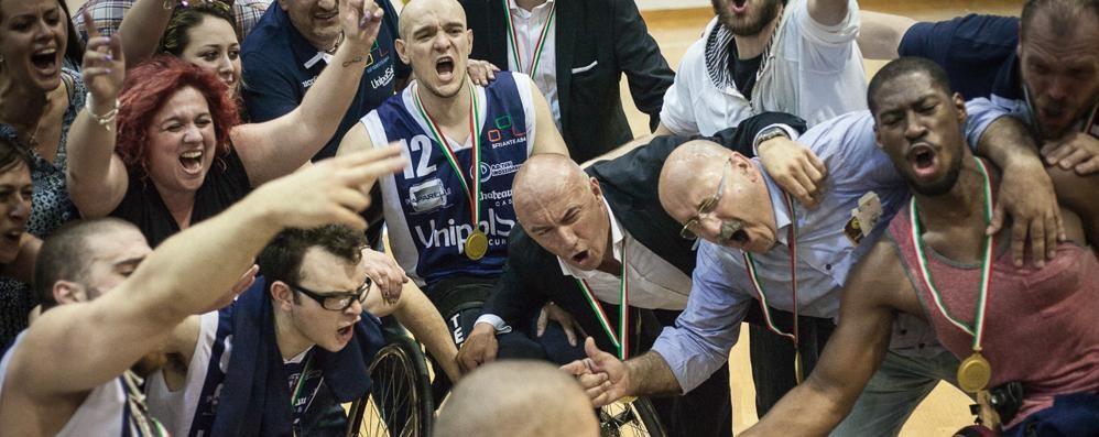 UnipolSai Briantea84, che impresa  Vince a Roma ed è campione d'Italia