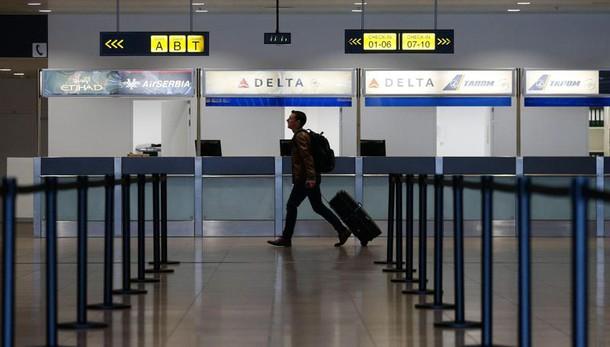 Bruxelles: giovedì riapre l'aeroporto