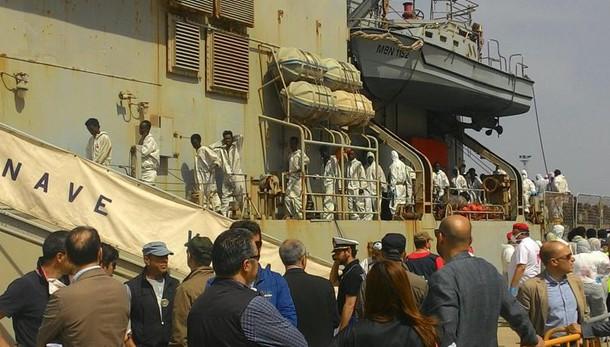 Fermati scafisti naufragio con 45 morti