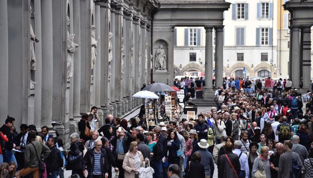 Turismo: previsioni rosee Italia e mondo