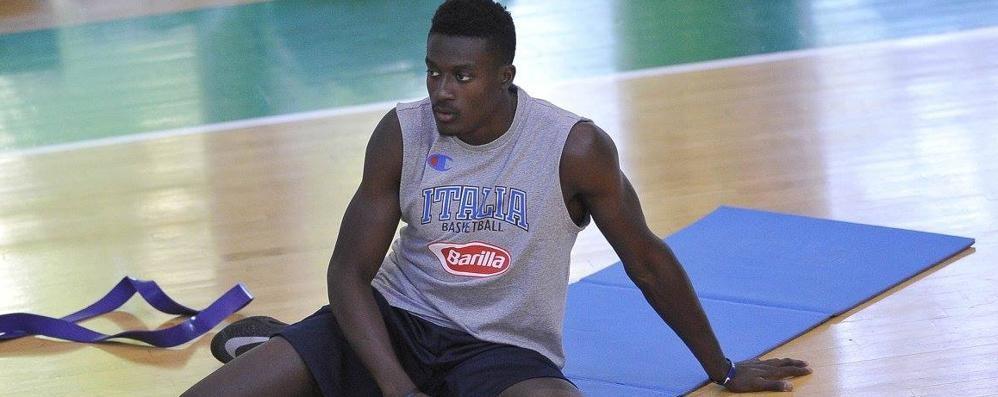 Abass inizia a sudare per l'Italia  E c'è Dalmonte a tenerlo d'occhio