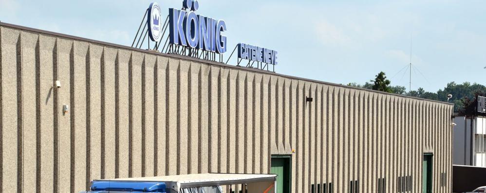 La chiusura della König   Rabbia dei dipendenti
