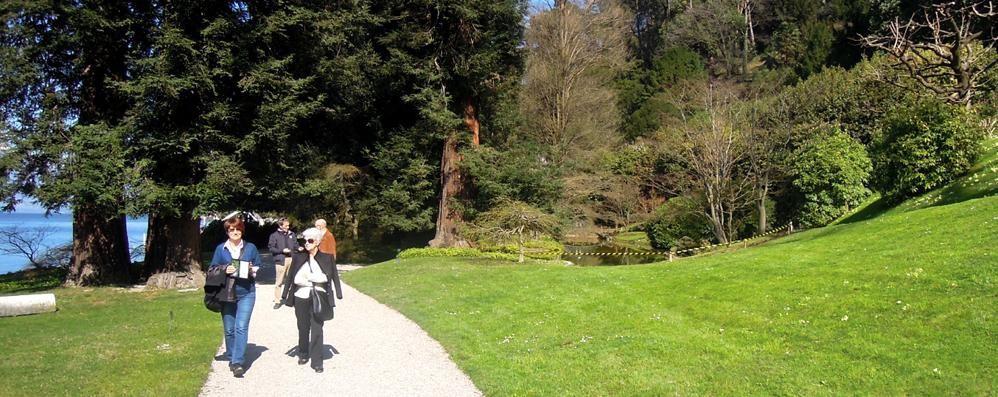 Bellagio, Villa Melzi va in finale  È tra i dieci  parchi più belli